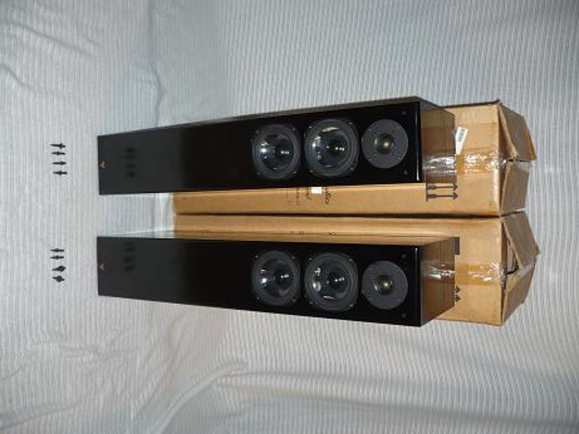 Vienna Acoustics Mozart Original in Black and Cheap!