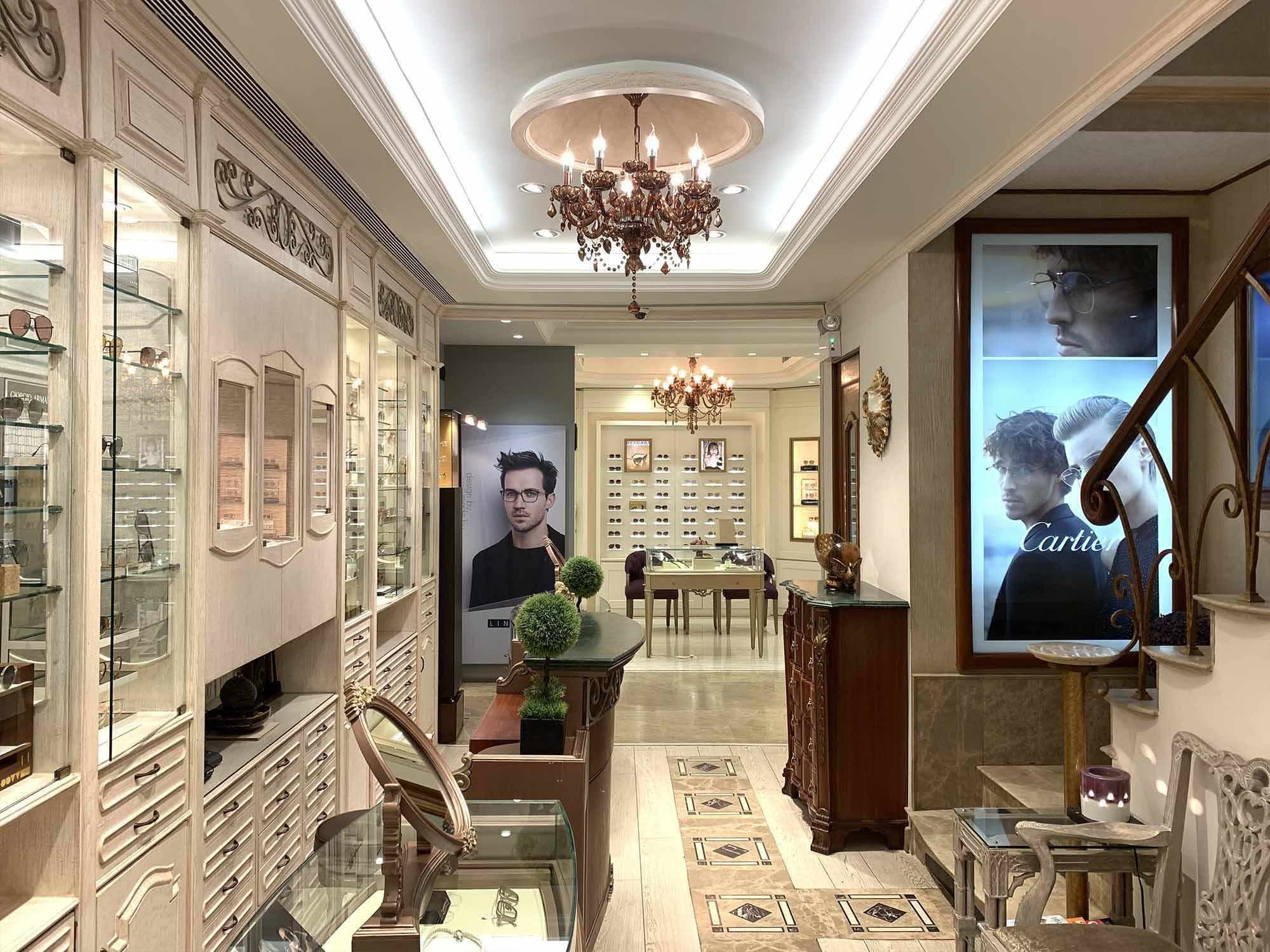 GEM Opticians South Extension