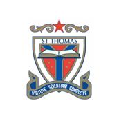 St Thomas of Canterbury College logo