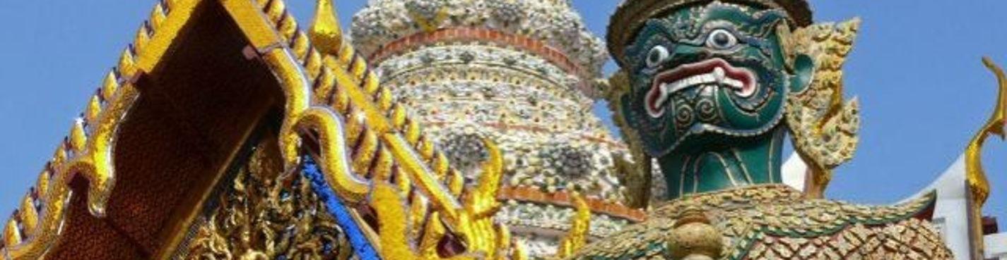 Исторический Бангкок