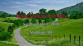 2019 Spring Scamper Tour Road Rally