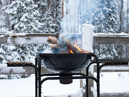 Cannes - 5 tips for a winter barbecue on your terrace