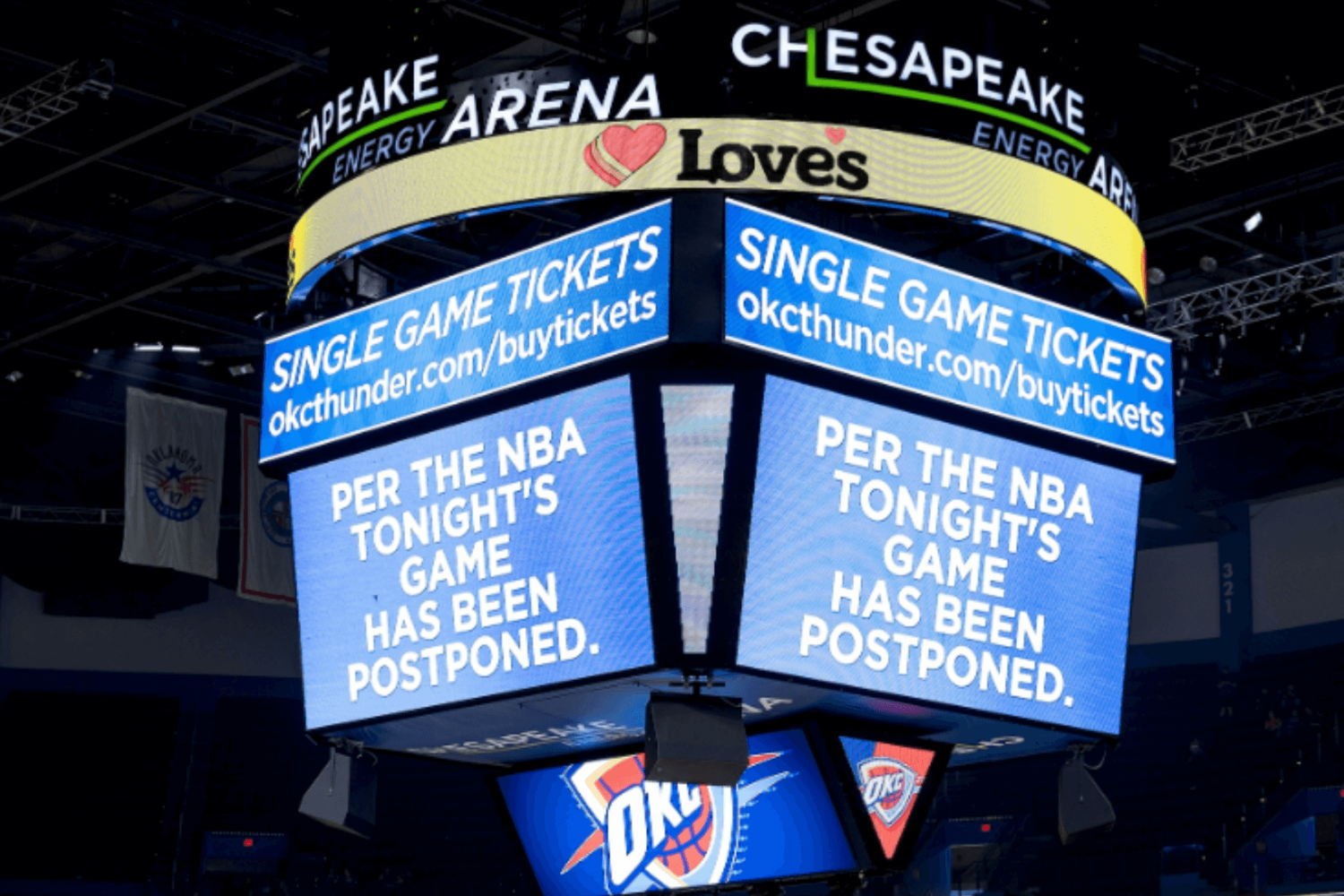 Coronavirus suspends NBA season And hoops betting in Canada