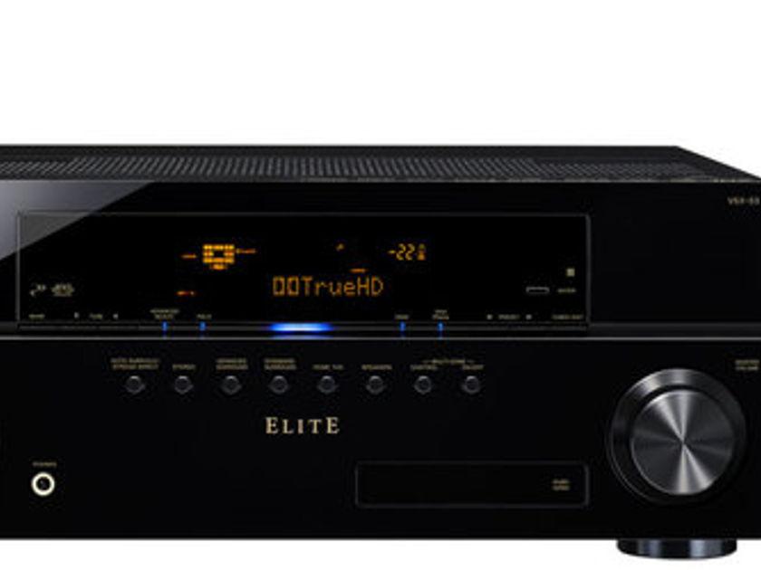PIONEER ELITE VSX-33 Receiver Brand New 3D Multi-Zone THX                              {FREE SHIPPING!!!}