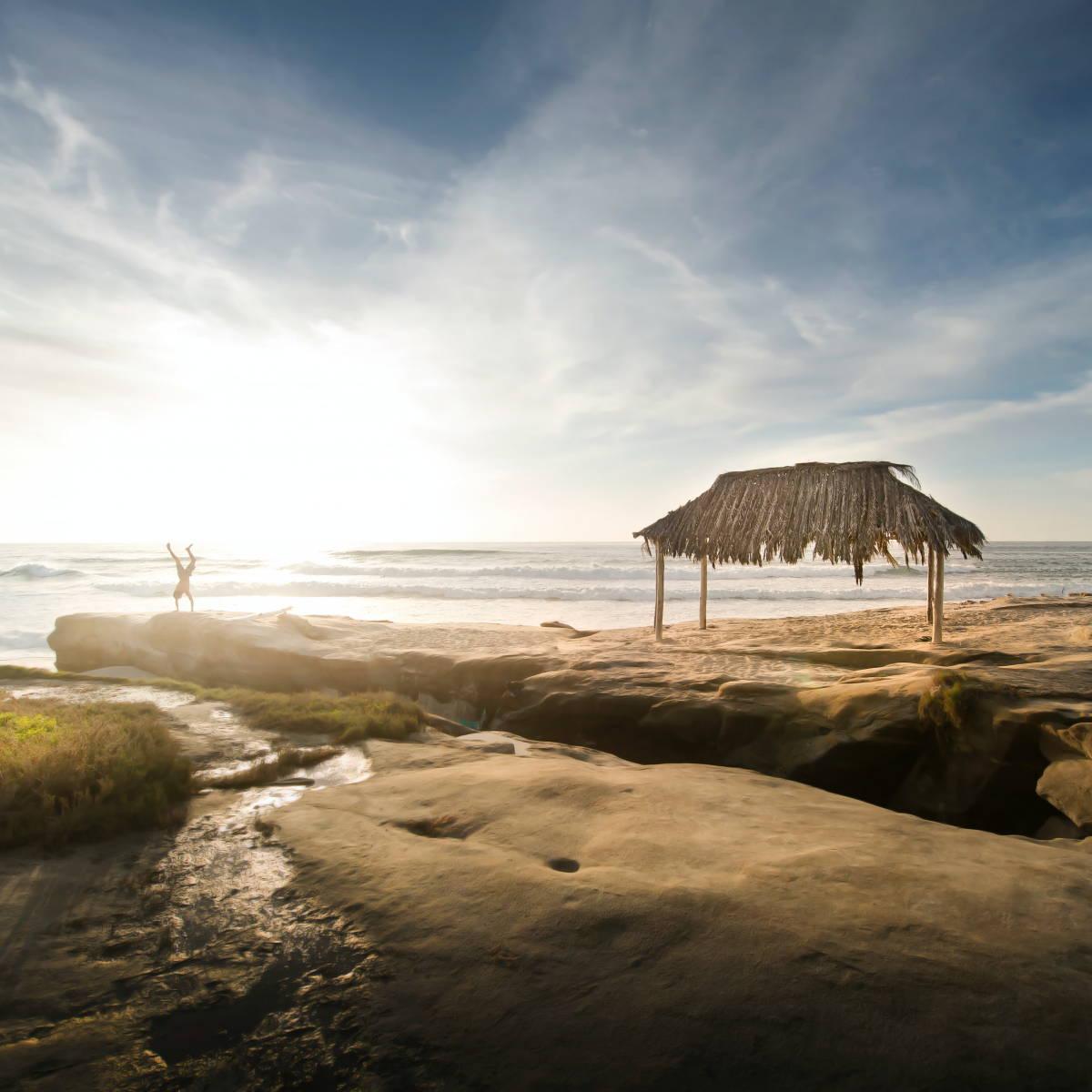 Windansea Beach Travel Series