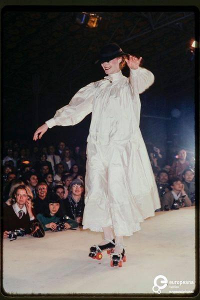 Kenzo Takada winter 1978