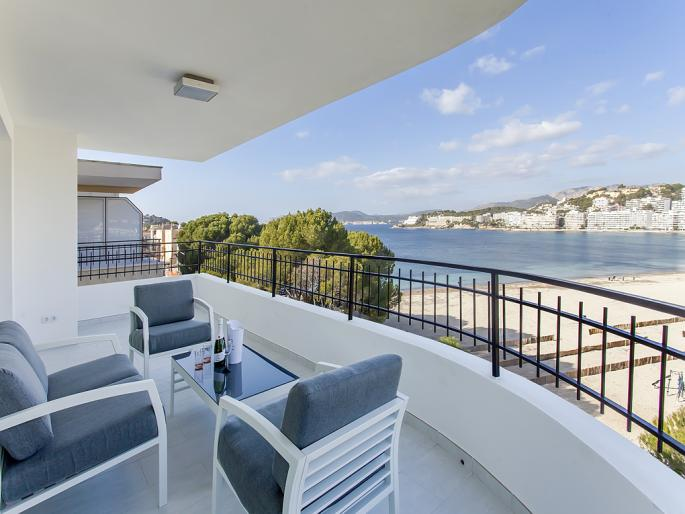 Apartment am Strand in Santa Ponsa