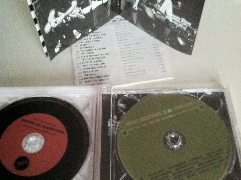 rage against the machine - live at the grand oympic japan