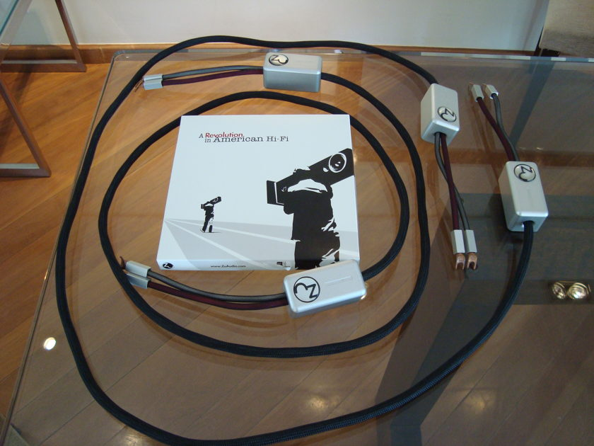 Zu Ibis Speaker Cable (2m)