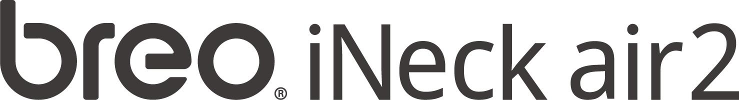 Breo iNeck air2 - logo