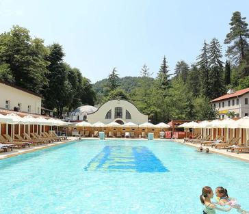 Горный курорт Ялова: магия термальных вод