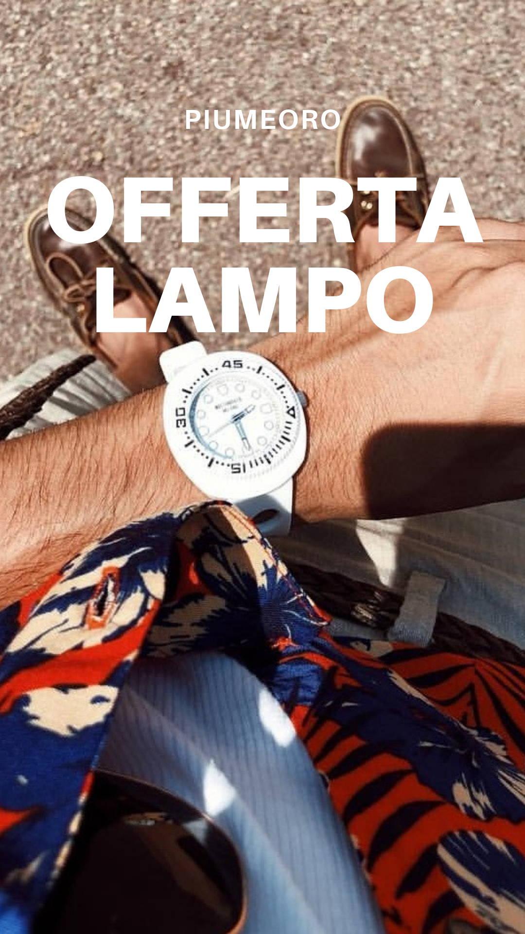 Offerte lampo orologi