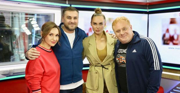 Певица Ханна в гостях у «Русских Перцев» - Новости радио OnAir.ru