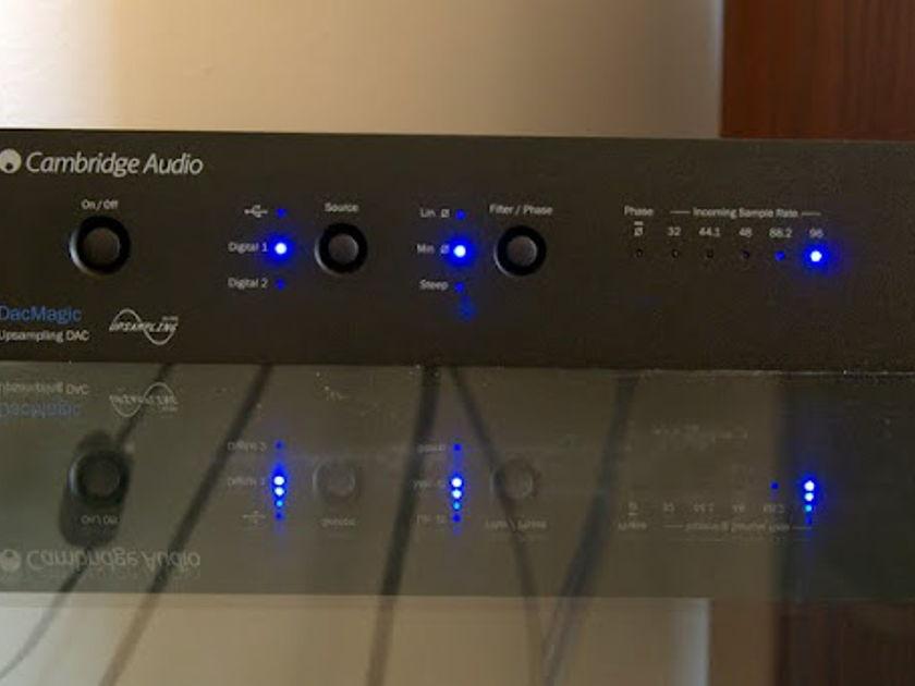 Cambridge Audio  Dac Magic Black