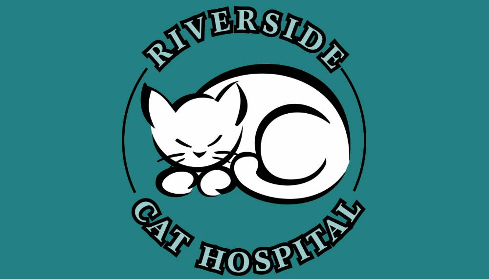 Riverside Cat Hospital logo