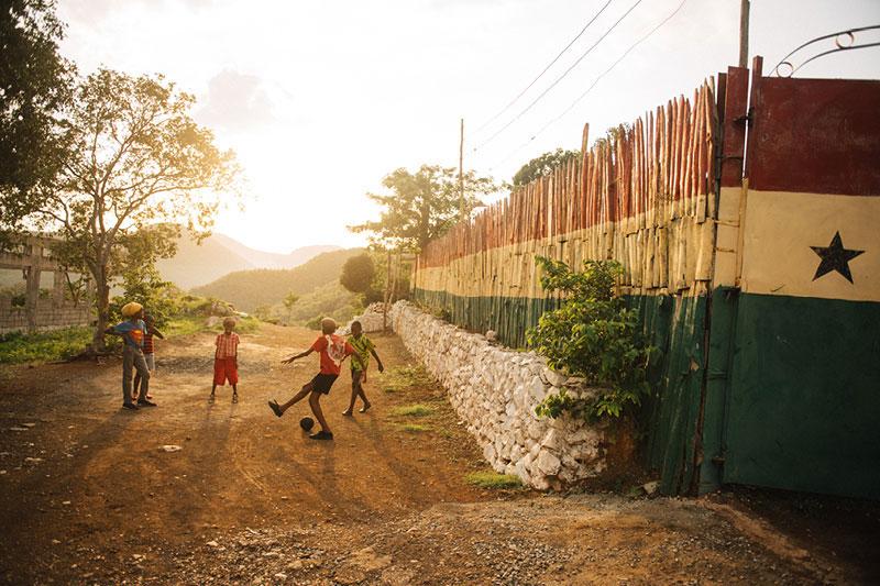Roark - Boboshanti Fortress, Jamaica