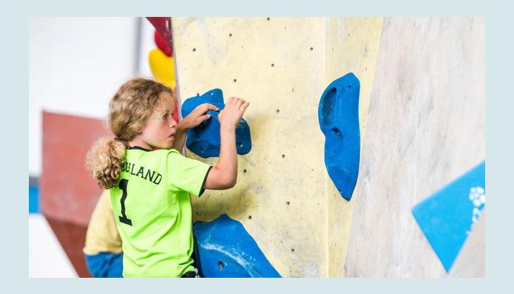 bester geburtstagde dynochrom kidscup mädchen klettert wand trickot
