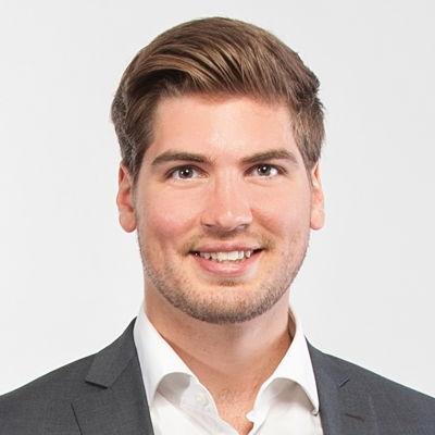 Lucas Fortin Courtier immobilier RE/MAX de Francheville