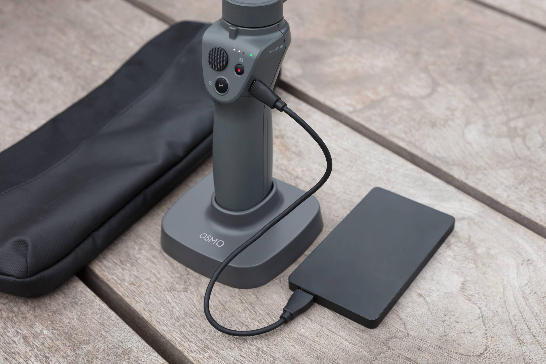 DJI Osmo Mobile 2 Charging Phone
