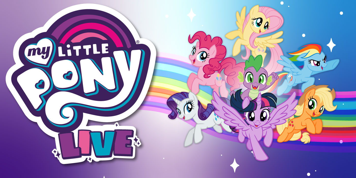 My Little Pony Live! at the Shubert Theatre