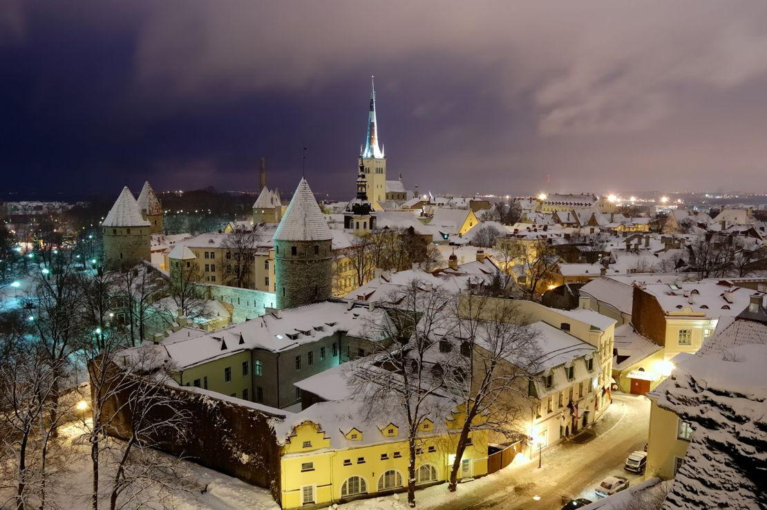 Tallin Estonsko