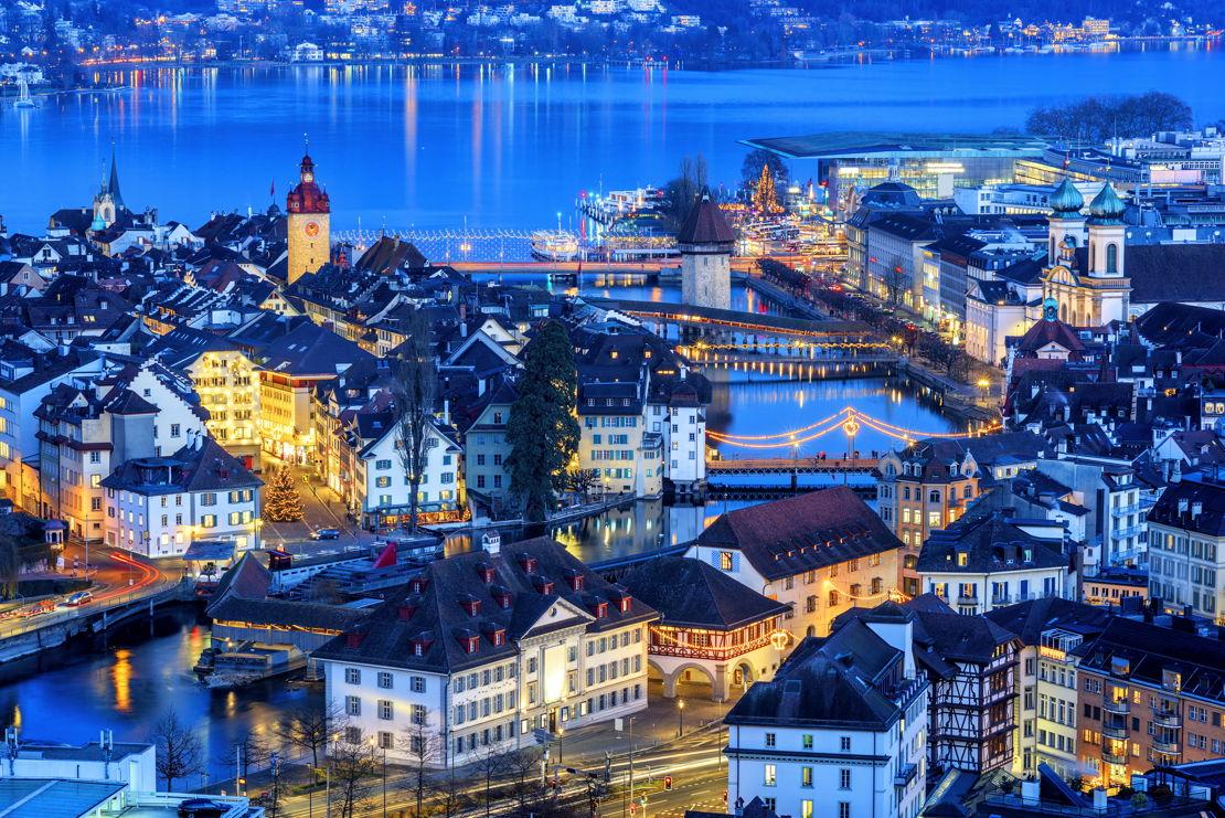 Lucern Švýcarsko
