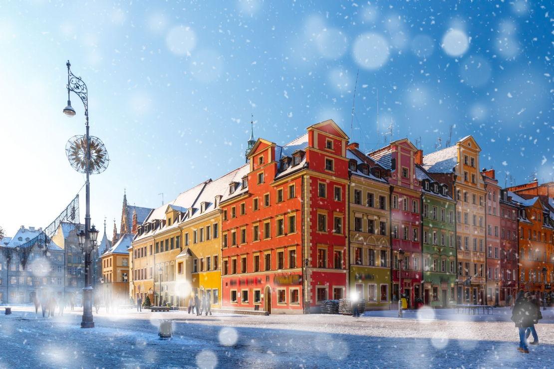 Wroclaw Polsko