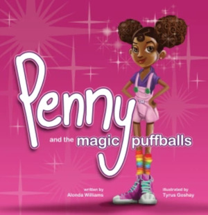 Penny and the Magic Puff Balls