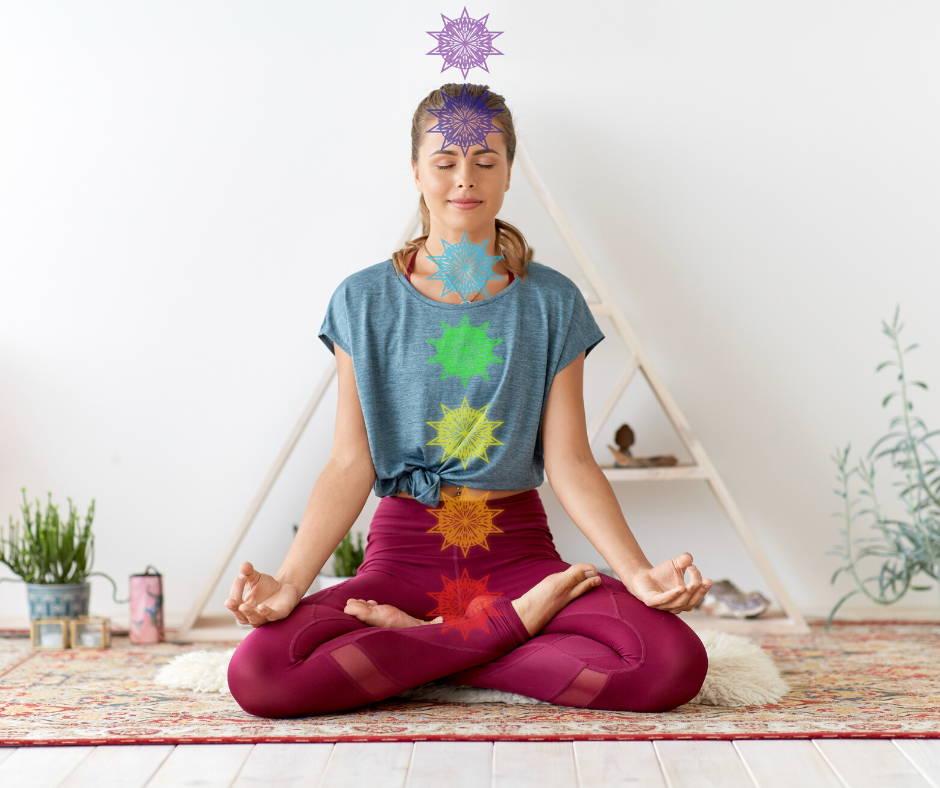 Chakra Meditation by Kumi Oils