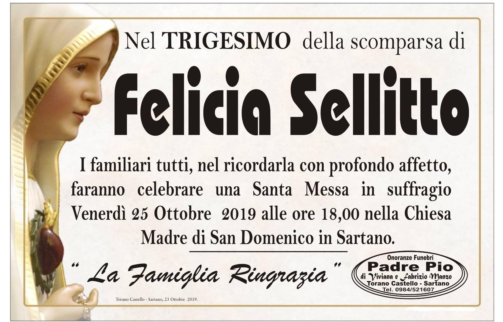 Felicia Sellitto