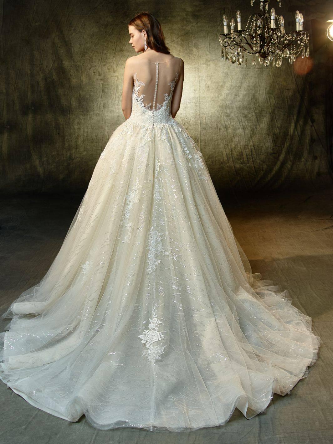 ENZOANI WEDDING DRESS LANGLEY