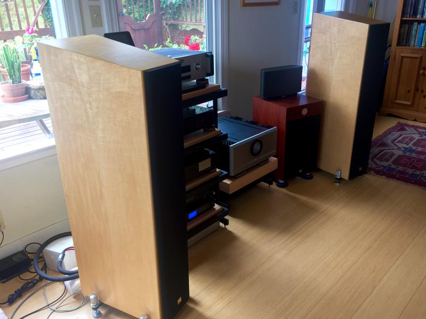Aerial Acoustics Model  Nine Loudspeakers