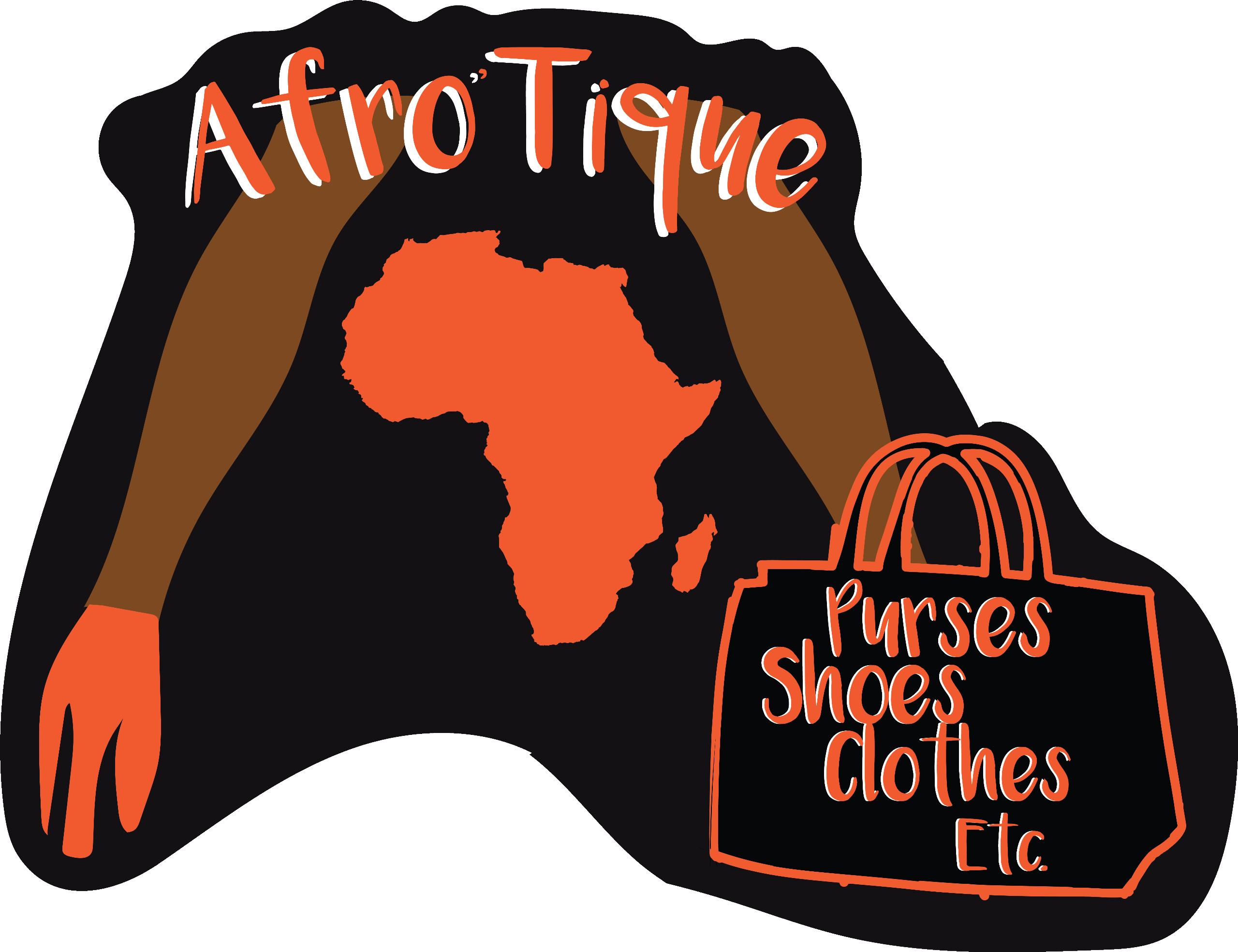 AFRO'TIQUE Logo