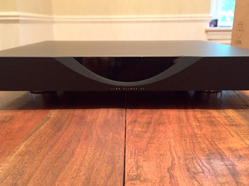 Linn Klimax DS-2 black  superb Music Streamer--PRICE REDUCED!!