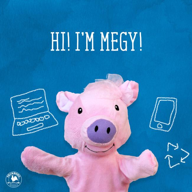 Hi I'm Megy!