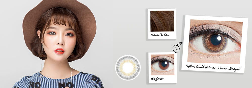 How To Choose The Right Colored Contacts For Your Skin