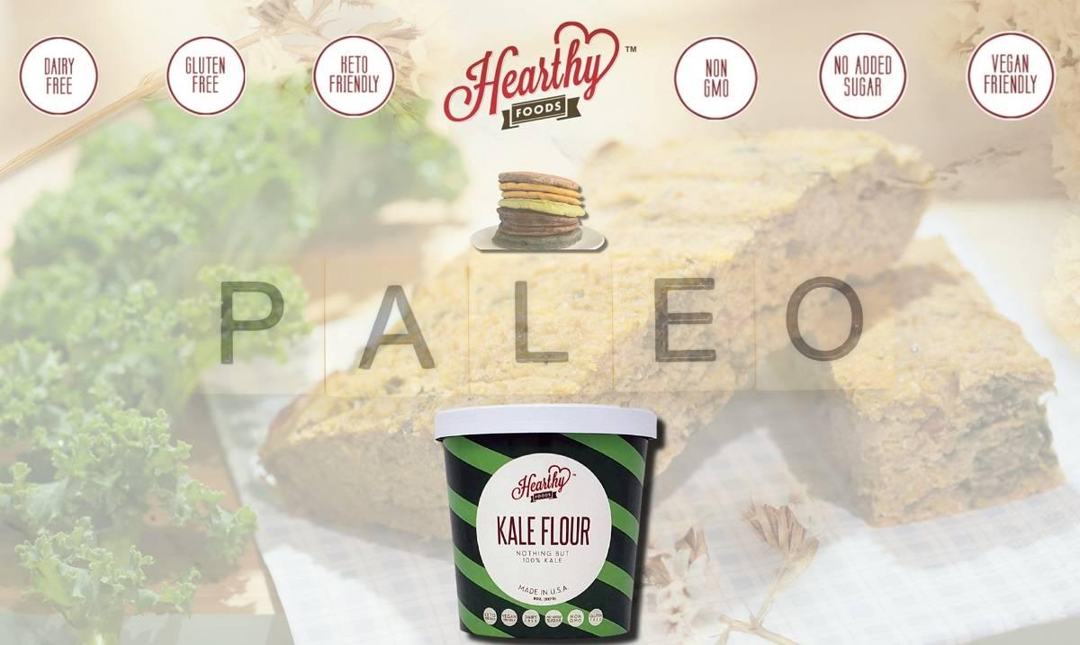 Hearthy Kale Flour