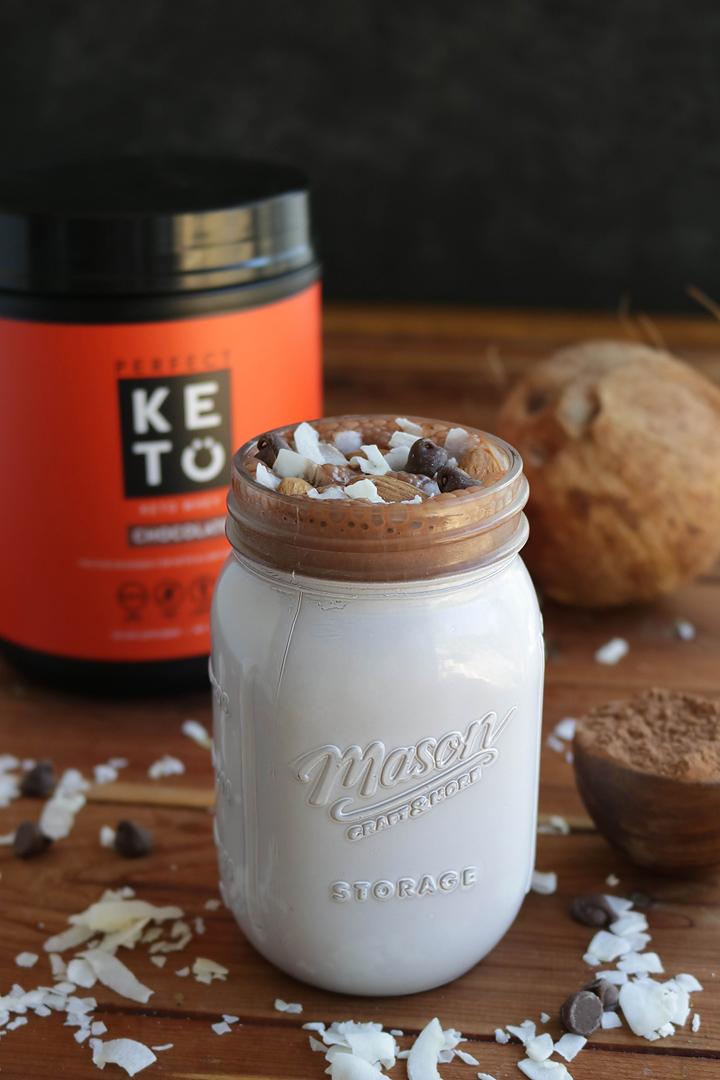 keto protein shake
