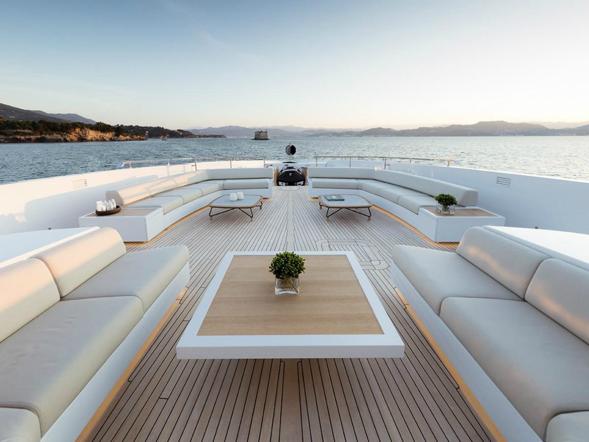 The ten most expensive marinas in Europe
