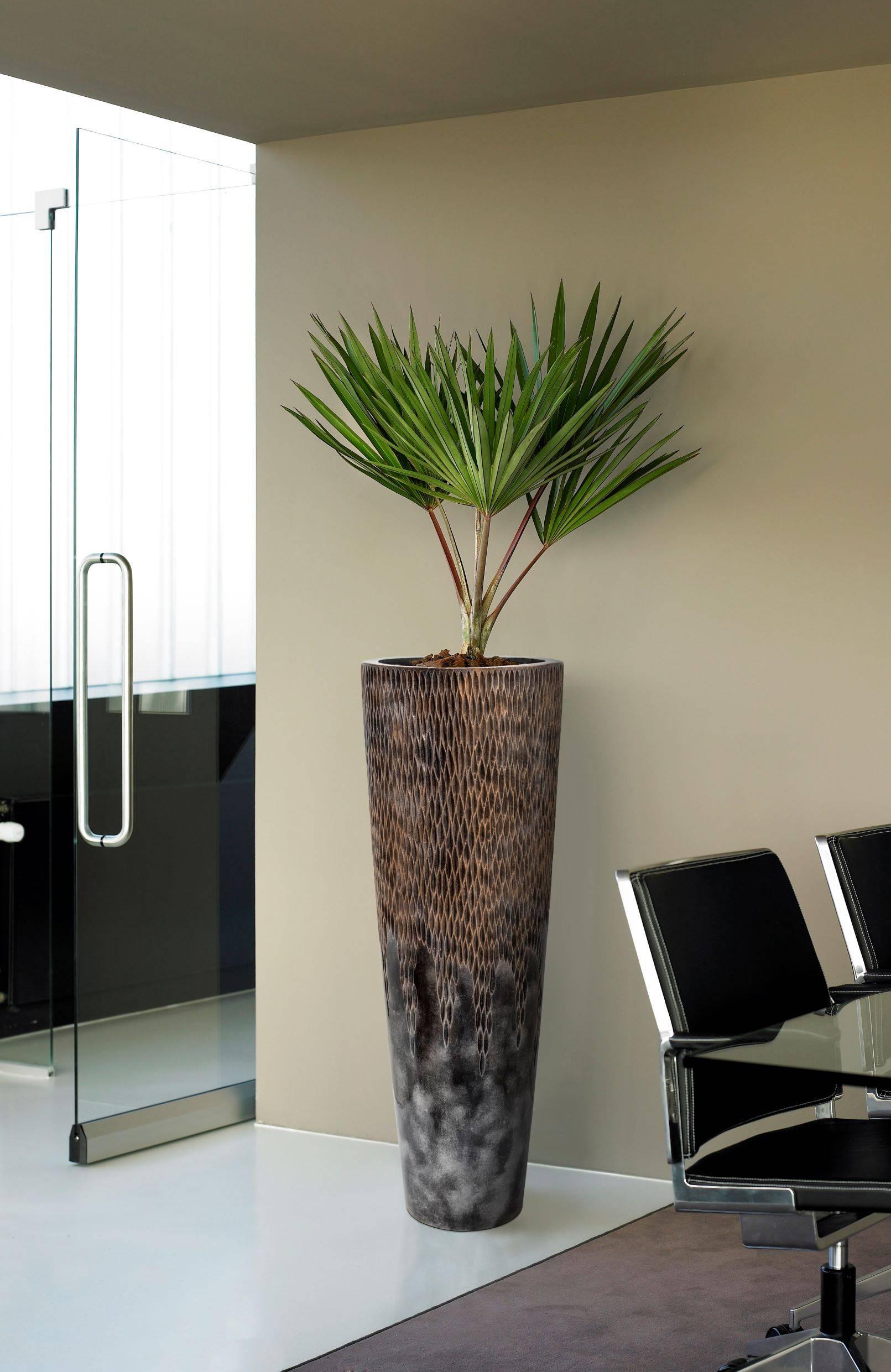 Bennet Vase Silber