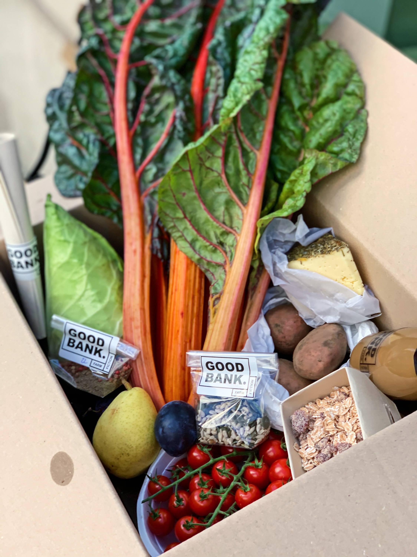 Gemüse aus hydroponischen, vertikalen Farmen