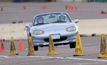SDR-SCCA SOLO CHAMPIONSHIP #5