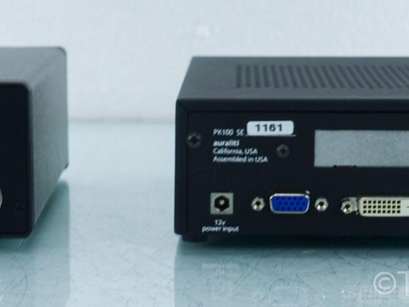 Auraliti PK100 Music Server w/ Linear Power Supply (9467)