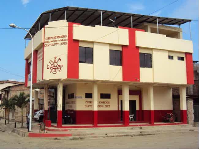 Cuerpo de Bomberos-Puerto Lopez