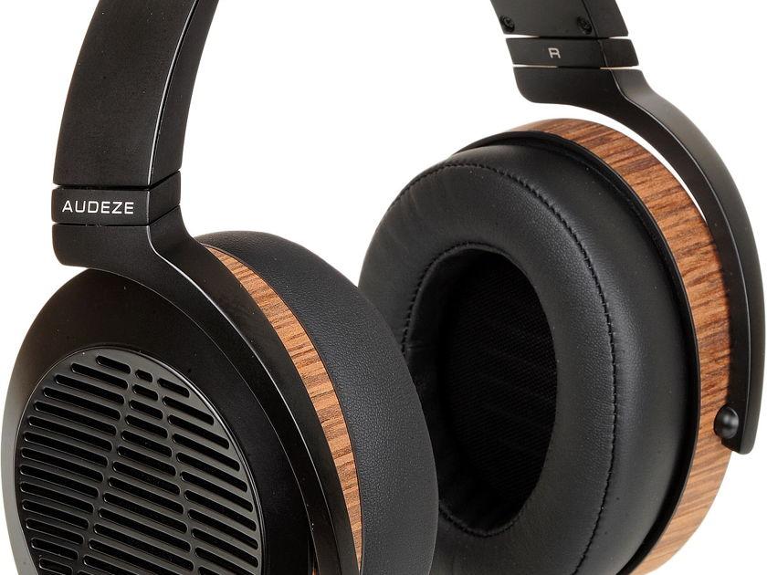 Audeze EL-8 Open Back Planar Magnetic Headphones w/ Mic and Standard Ca
