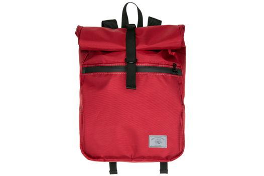 Рюкзак ролтоп бордовый