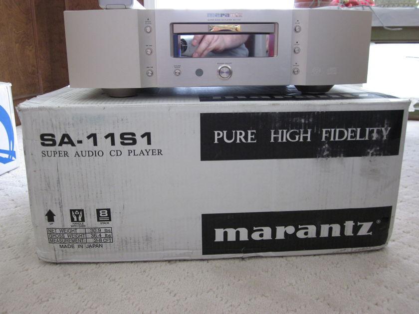 Marantz SA-11 S1 SACD