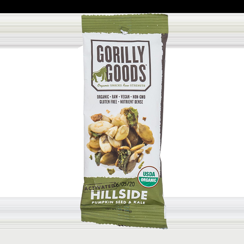 Gorilly Goods Organic Snack