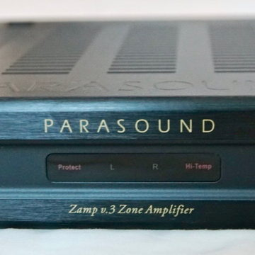Zamp V3 Two Channel Zone Amplifier