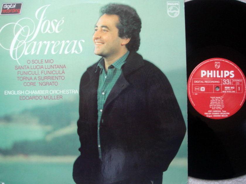 Philips Digital / JOSE CARRERAS, - Italian Songs, NM!